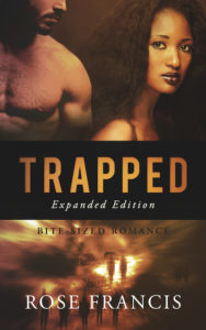 Trapped Expanded Edition Book Cover